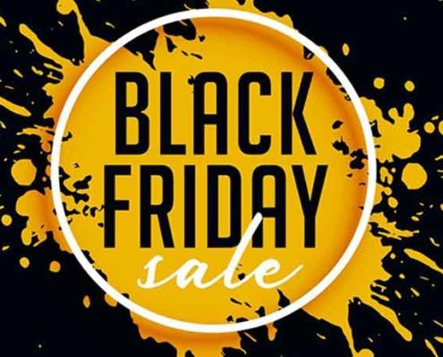 جمعه سیاه 2019 Black Friday